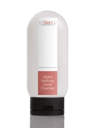 Alpha Hydroxy Facial Cleanser with Vitamin C & Green Tea